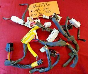 fuse box connectors wire plug connector 01 06 elantra dash fuse box relay wire harness fuse box connection dash fuse box relay wire harness