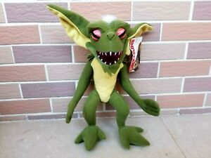 Gremlins-Stripe-Green-12-Official-Movie-Plush-Toy-Warner-Bros-Stuffed