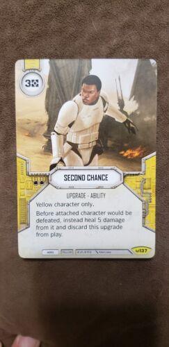 Star Wars Destiny Second Chance Uncommon Awakenings #137