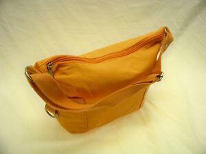 NEW-Desert-Wash-Ladies-100-Cotton-Purse-Orange-02346