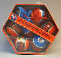 Lionel Pre War Ornament Gift Box 14 Ornaments Train Christmas Bulb 9-21011