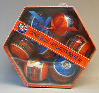 Lionel Pre War Ornament Gift Box 14 Ornaments Train Christmas Bulb 9-21011