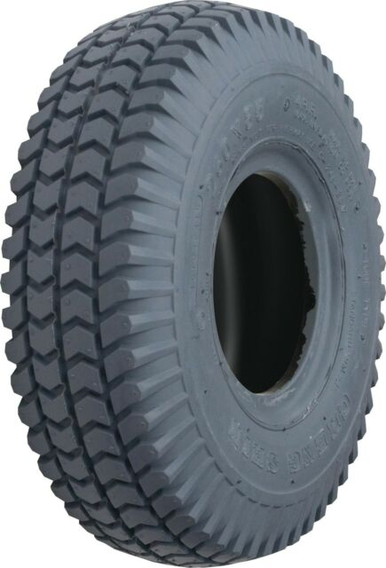 Vat Free     Mobility Scooter Tyre Blocked 260x85 - 3.00-4 - 300x4