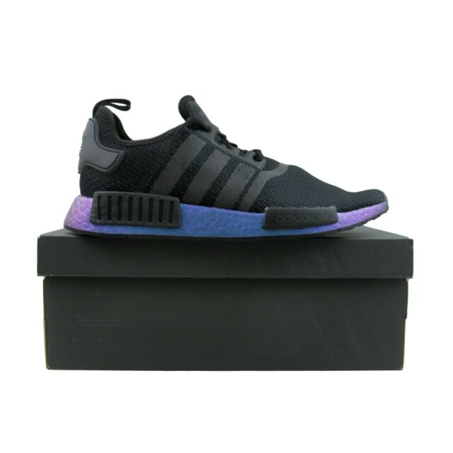 Size 11 Adidas Nmd R1 Metallic Blue Boost 2019 For Sale Online