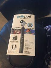 """Digipower Quikpod Selfie Pro Extends 20"""" Kit Case New!!!"""