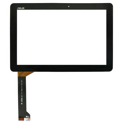Front Black Glass Touch Screen Digitizer For Asus Memo Pad 10 ME102 ME102A K005