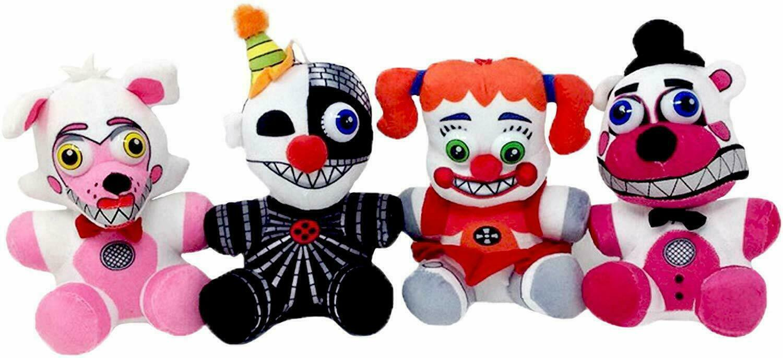 Koala Stuffed Animals Mini, Five Nights At Freddy S Plush Toy 3pc Set 6 5 Stuff Animal Original Of For Sale Online Ebay
