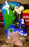 Mickey Mouse & Friends Goofy Aquarium Decoration Ornament Disney Fish Tank Rare