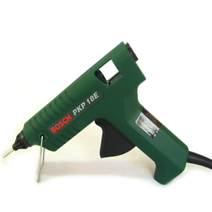 Bosch PKP18E / Professional Cored Hot Melt Glue Gun Electronic Heating Tool