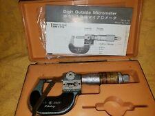 Vintage Mitutoyo Outside Micrometer