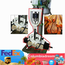 Hole Drill Bit Mortising Woodworking Chisel Mortising Machine For Bench Drill
