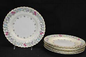 Minton-Printemps-S370-Set-of-6-Luncheon-Plates