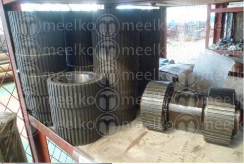 Small Industrial Pellet Mill ROLLER ROTATING 7.5KW 150 kg//H Pellet Perss