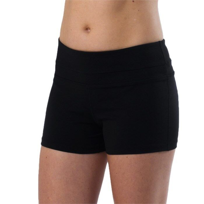 PrAna Damenschuhe Audrey Yoga Fitness Cycling Running Exercise Fitness Yoga Workout Shorts 698167