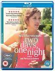 Two Days One Night 5021866131405 With Marion Cotillard Blu-ray Region 2