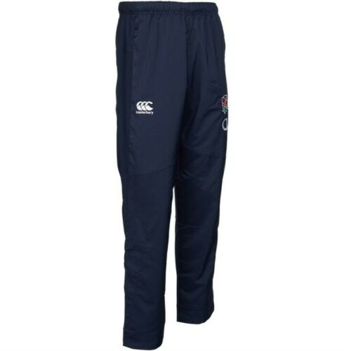 New Navy England Rugby Canterbury Men/'s Lightweight Woven Pants