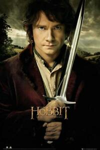 The-Hobbit-Unexpected-Journey-Bilbo-Maxi-Poster-61cm-x-91-5cm-new-and-sealed