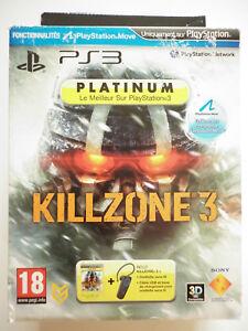 Killzone-3-Oreillette-sans-fil-pour-PS3-Jeu-Video-034-PS3-034-Playstation-3