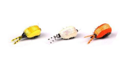 Nash CRITTERS Bugs Zig-Systèmes Toutes Tailles