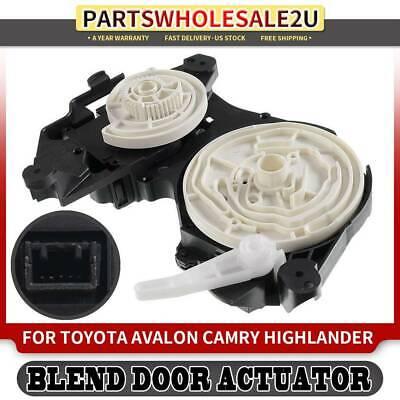 For Toyota Lexus Avalon Camry RX350 05-2017 HVAC Heater Blend Air Door Actuator