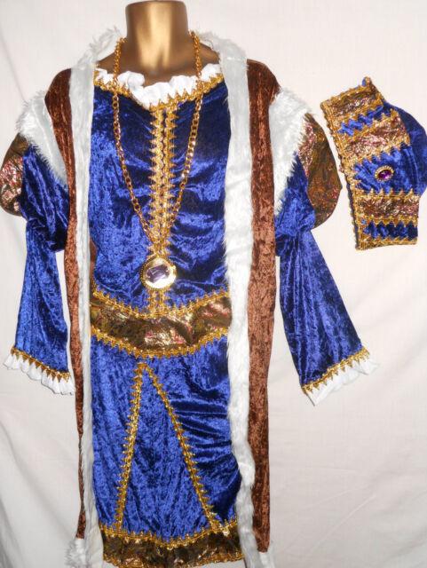 BNWT Henry VIII / Historical / Medieval /Tudor Fancy dress Costume XL New
