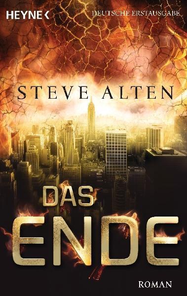 Das Ende ► Steve Alten (Taschenbuch) ►►►UNGELESEN
