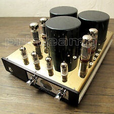 YAQIN MC-13S GD EL34 MC-10L Vacuum Tube Hi-end Tube Integrated Amplifier NE