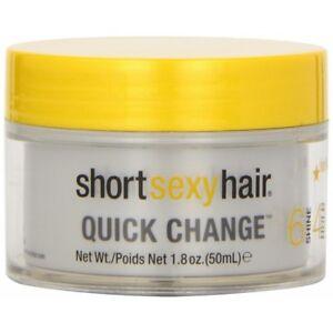 Short sexy hair quick
