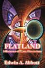 Flatland: A Romance of Many Dimensions by Edwin Abbott Abbott (Paperback / softback, 2008)