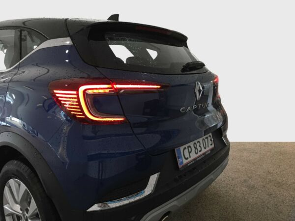 Renault Captur 1,3 TCe 155 Intens EDC - billede 3