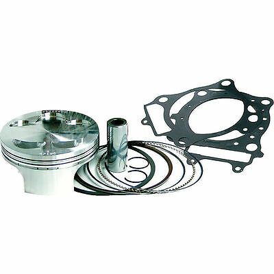 Gaskets Grizzly 660 02-08 .020//100.5mm//9.9:1 Top End Rebuild Kit Wiseco Piston
