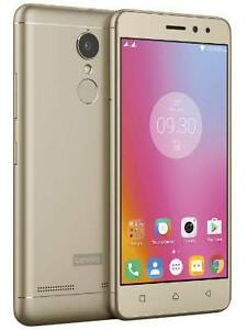 Lenovo K6 Power 4G VoLTE Gold |5 inch Note|32GB|3GB|