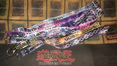 Read Description UDS Qualifier Lanyard Lot Yu-Gi-Oh