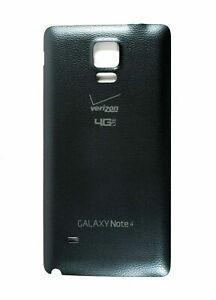 Black-Battery-Back-Door-Cover-for-Samsung-Galaxy-Note-4-Verizon-SM-N910
