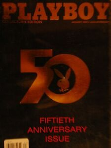 Playboy-January-2004-Fiftieth-Anniversary-Issue-Collector-039-s-Edition-8361
