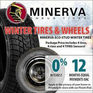Winter Tires & Wheels / 2020 - 2021 - Kitchener Kitchener / Waterloo Kitchener Area Preview