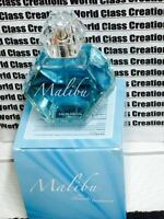 Malibu For Women By Pamela Anderson - 3.4 Oz/100 Ml Edp Spray In Box - Rare