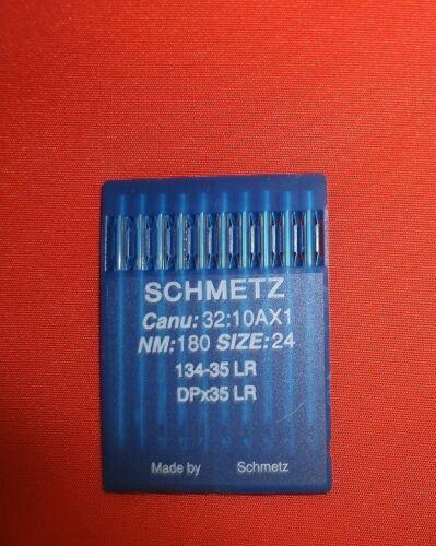 Schmetz-alrededor de pistón aguja 134-35lr nm 180 +
