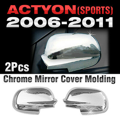 2006~2011 SsangYong  Actyon Sports Rear lamp garnish moldings Cover//////