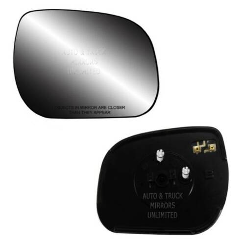 NEW Mirror Glass WITH BACKING HEATED TOYOTA RAV4 USA BUILT Passenger Right Side