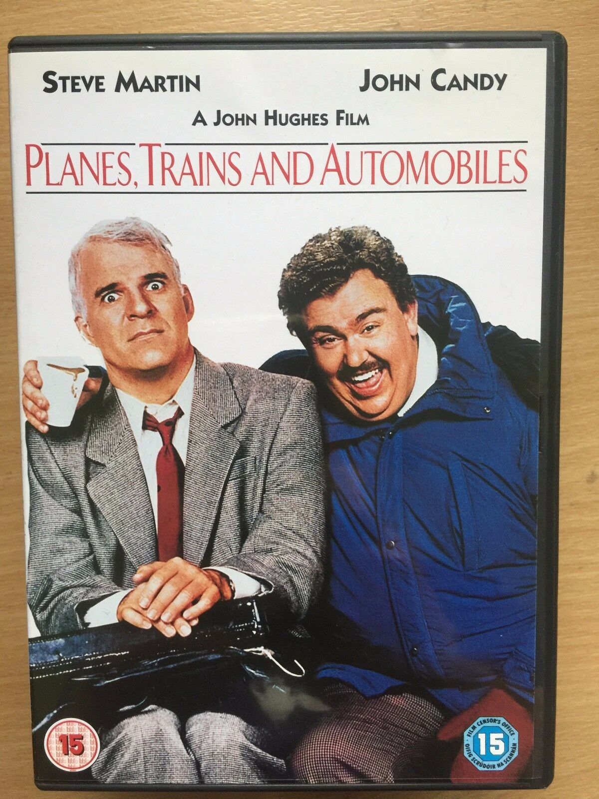 Planes Trains And Automobiles Blu Ray Disc 2011