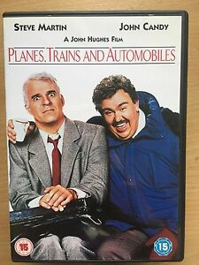 Planes-Trains-Automobiles-DVD-1987-Comedy-Movie-w-Steve-Martin-John-Candy