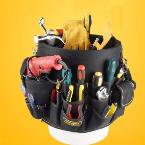 Mehrzweckgarten Eimer Werkzeugtasche Caddy Organisator für Gärtner