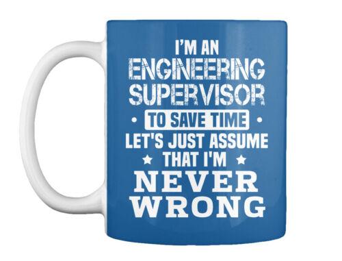 Sensational Engineering Supervisor Gift Coffee Mug Gift Coffee Mug