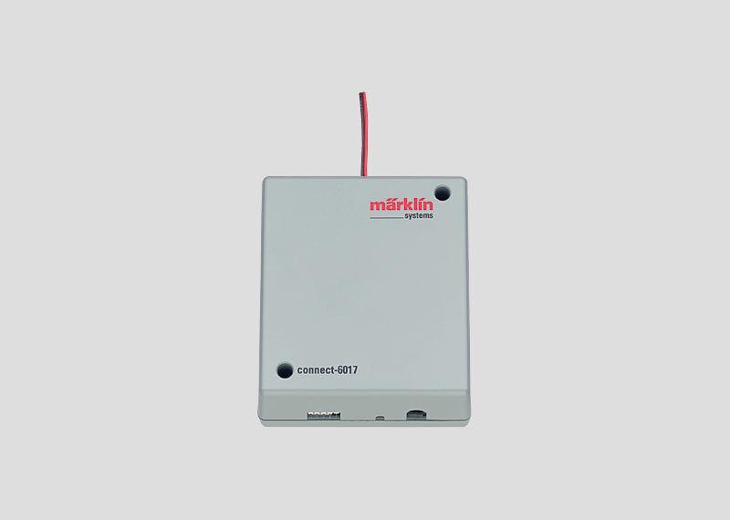 Märklin 60129 anschlußgerät para la explotación de Booster 6015 o. 6017