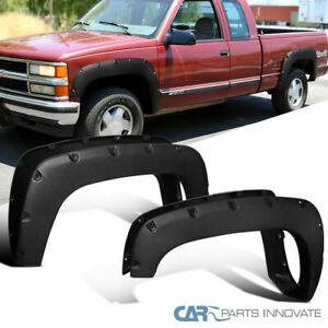 Rear Lower Section Front Fender 88-98 GMC Chevy Pickup 92-99 Tahoe Suburban-LEFT