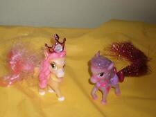 Disney Palace Pets Ponies Magical Lights Bloom Aurora Belle's Petit