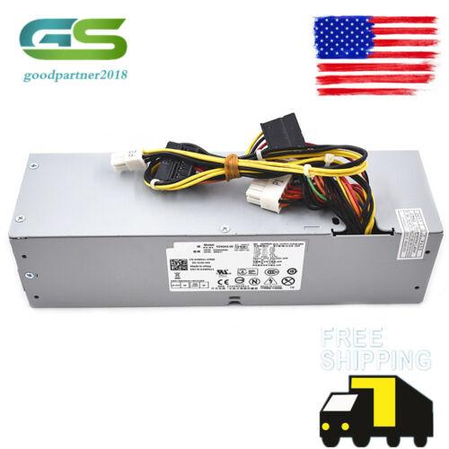 Power Supply FOR  DELL OPTIPLEX 3010 390 790 990 SFF 2TXYM RV1C4 3WN11 US