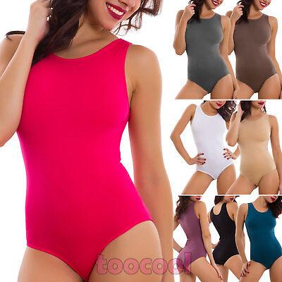 Abbigliamento E Accessori Body Donna Intimo Microfibra Elasticizzato Spalla Larga Slim Nuovo Rt9093