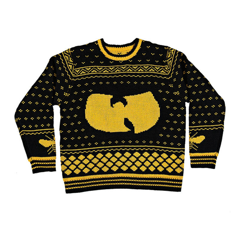 WUTANG WUTANG WUTANG CLAN 36 CHAMBERS UGLY XMAS SWEATER CHRISTMAS UNISEX JUMPER | Spezielle Funktion  a861cd